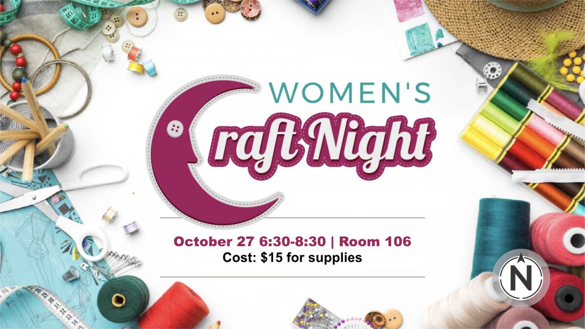 Women's Craft Night